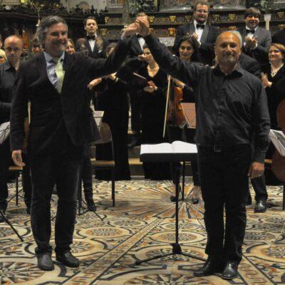 Direttore del coro di Mosca